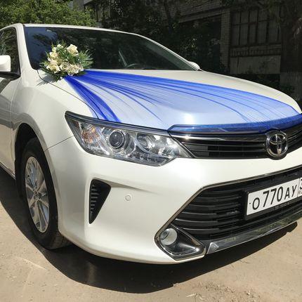 Аренда авто Toyota Camry, цена за 1 час
