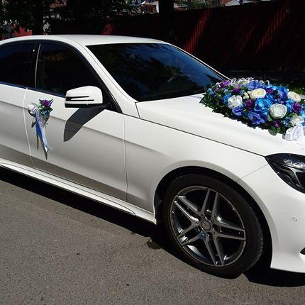 Аренда авто Мерседес Е200 W212 2016 года, цена за 1 час