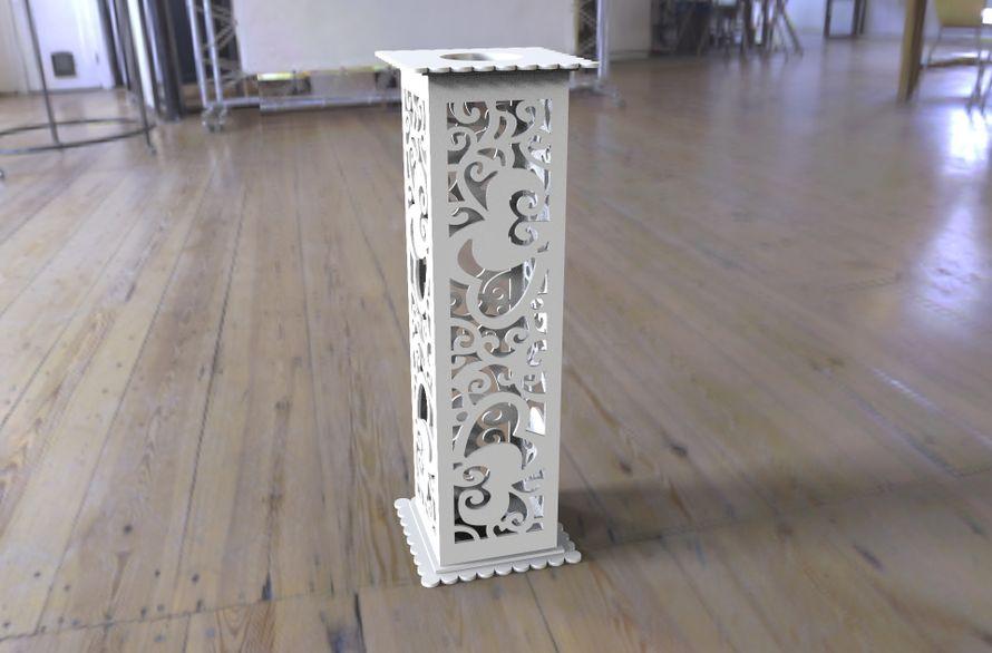 Вазоны, тумбы, арки, ширмы - фото 14397728 Креафокс - аксессуары для свадьбы