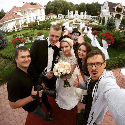 Проведение свадьбы, 6-8 часов