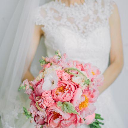 Букет невесты под стиль вашей свадьбы