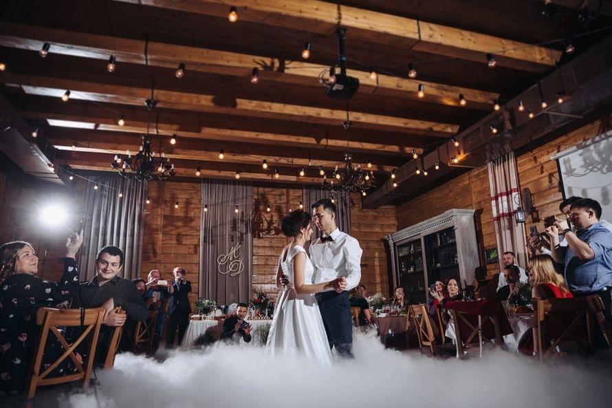 Танец в облаках (тяжёлый дым)