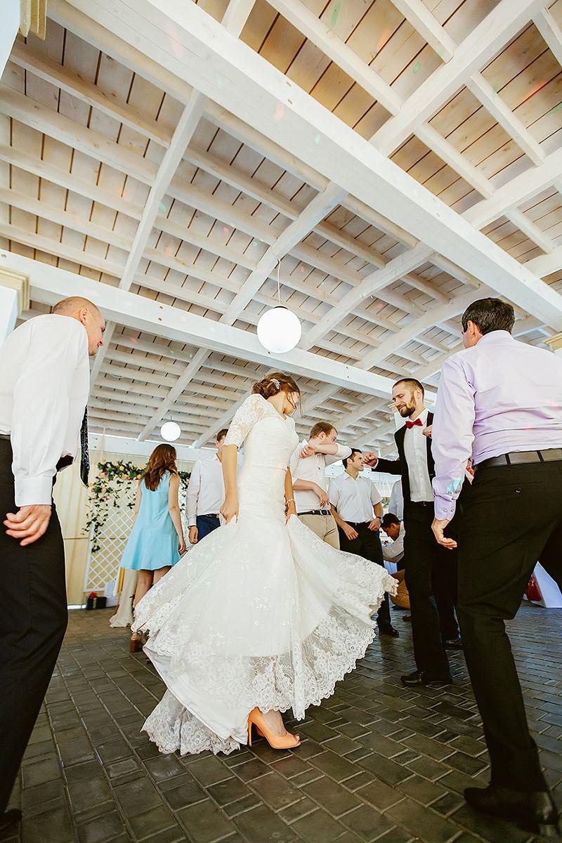фото свадьбы аси великой компании