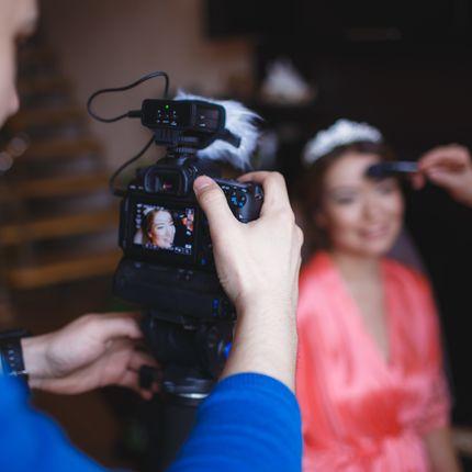 Видеосъёмка полного дня, 14 часов