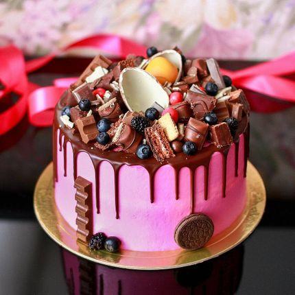 Торт Сникерс, цена за 1 кг