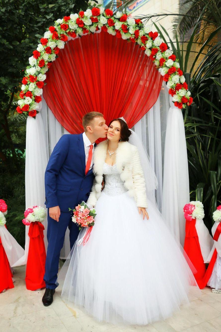 Фото 13458500 в коллекции Свадебные фотки - Видео и фотосъёмка - Александр Пугачев
