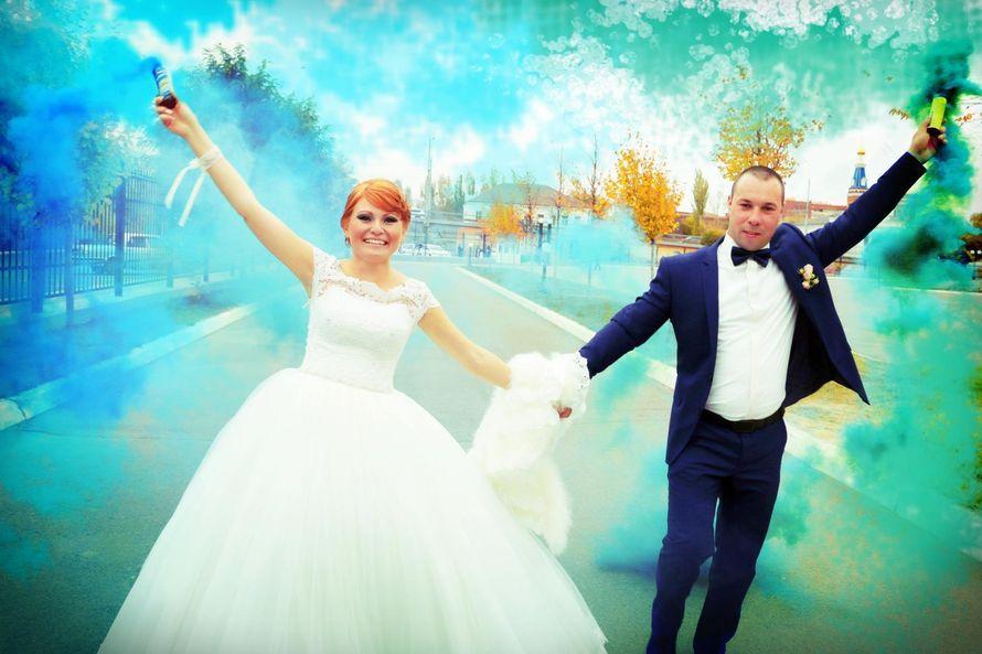 Фото 13458516 в коллекции Свадебные фотки - Видео и фотосъёмка - Александр Пугачев