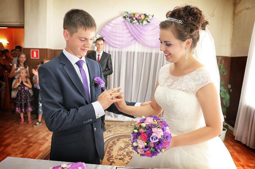 Фото 13458610 в коллекции Свадебные фотки - Видео и фотосъёмка - Александр Пугачев