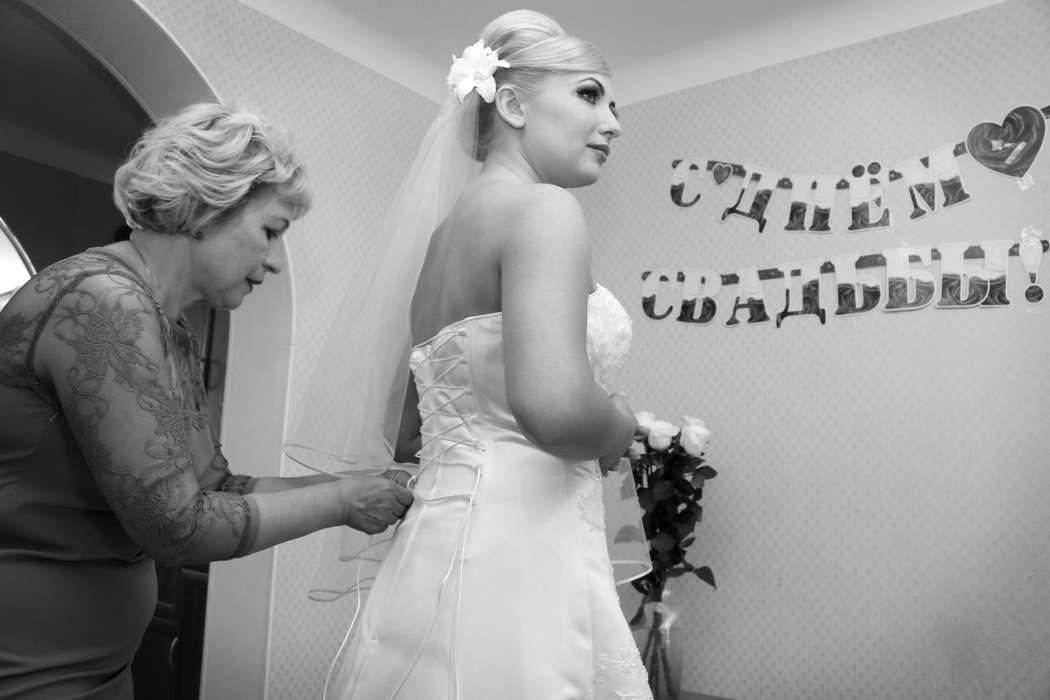 Фото 13458624 в коллекции Свадебные фотки - Видео и фотосъёмка - Александр Пугачев