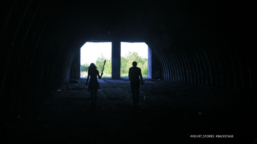 Фото 13510460 в коллекции #BACKSTAGE IMANY - GREY MONDAY - Velvet - видеосъёмка