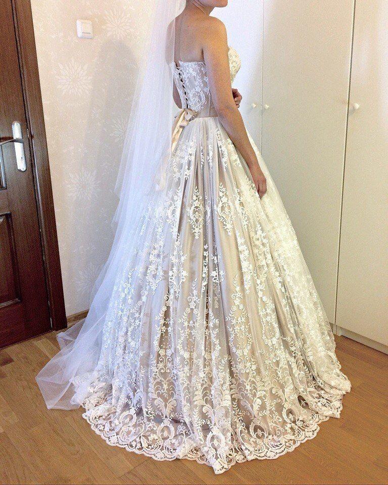 Пошив пышного платья