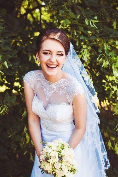 Свадебный макияж с акцентом на глаза - фото 16263622 Стилист Анастасия Фабрикантова