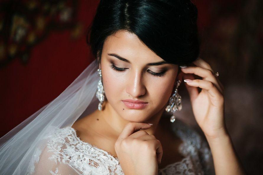 Нежный макияж - фото 16263640 Стилист Анастасия Фабрикантова