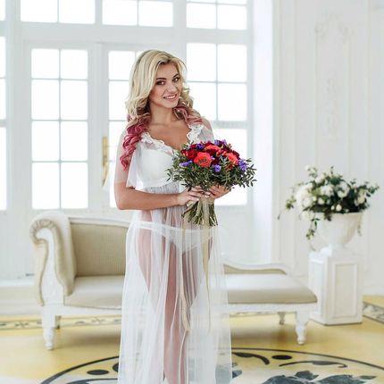 Будуарное платье Анни (прокат)