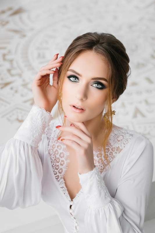 Эксклюзивное будуарное платье невесты - фото 16825486 Салон будуарных платьев Идеальное утро