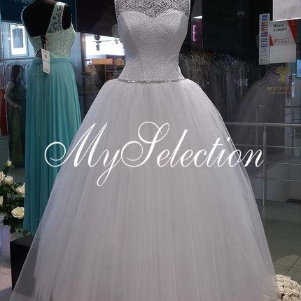 Свадебное платье , модель 18861