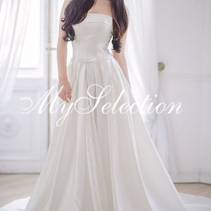 Свадебное платье арт. MS-30 шлейф