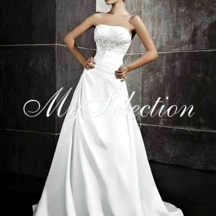 Свадебное платье, модель 1050