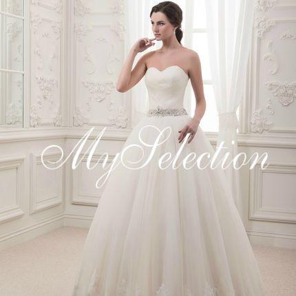 Свадебное платье, модель 0777