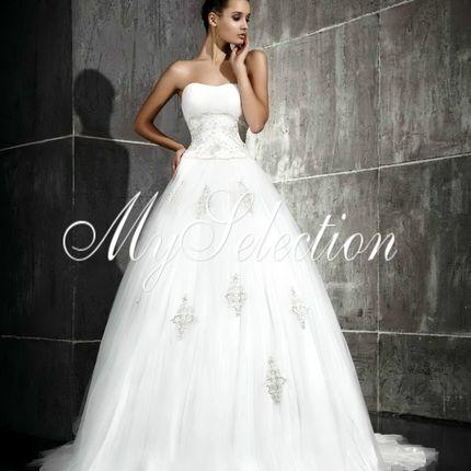 Свадебное платье, модель 1064