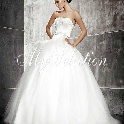 Свадебное платье, модель 1091