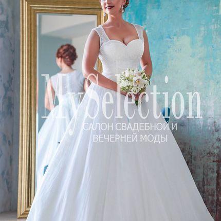 Свадебное платье, модель MS-56