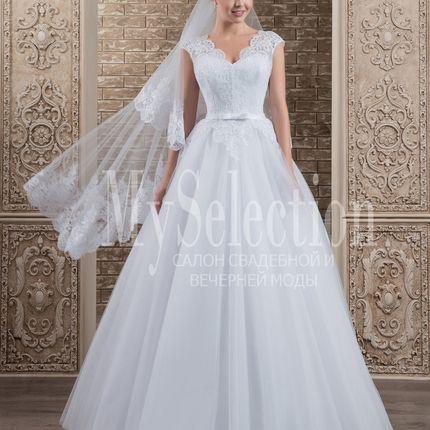 Свадебное платье, модель S-301