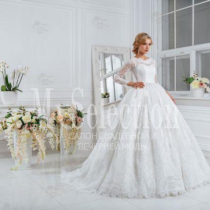 Свадебное платье, модель MS-39