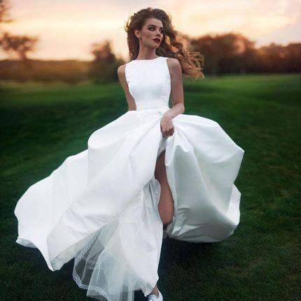Свадебное платье, модель MS-55