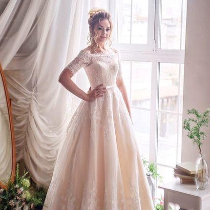 Свадебное платье, модель MS-83