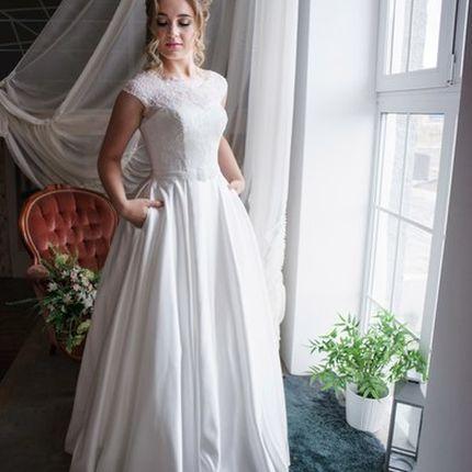 Свадебное платье, модель MS-91