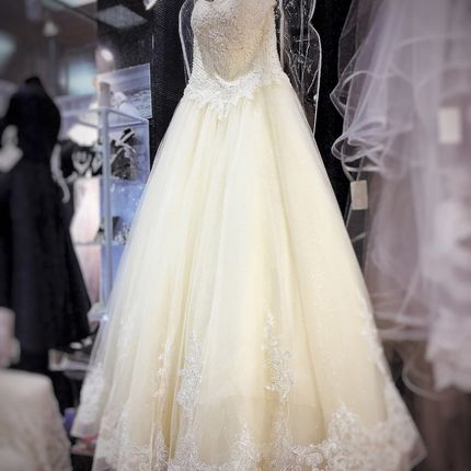 Свадебное платье, модель MS-62
