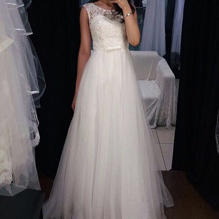 Свадебное платье, модель MS-86