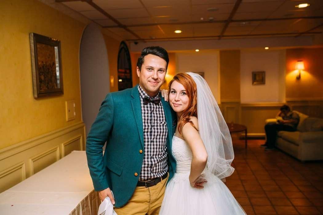 Ведущий Афанасьев Кирилл с невестой Юлей - фото 3893567 Ведущий Афанасьев Кирилл