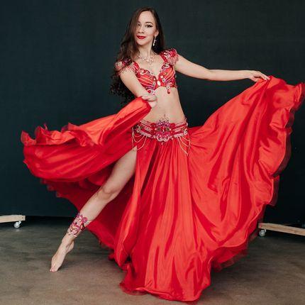 Восточный танец без атрибутов, 1 номер