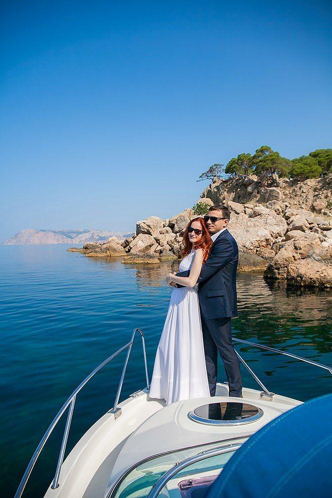 Фото 13674868 в коллекции Свадебная фотосессия в Крыму - Фотограф Наталия Романова
