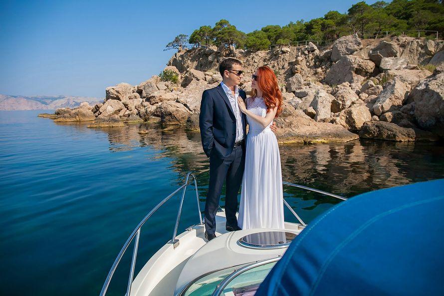 Фото 13674872 в коллекции Свадебная фотосессия в Крыму - Фотограф Наталия Романова