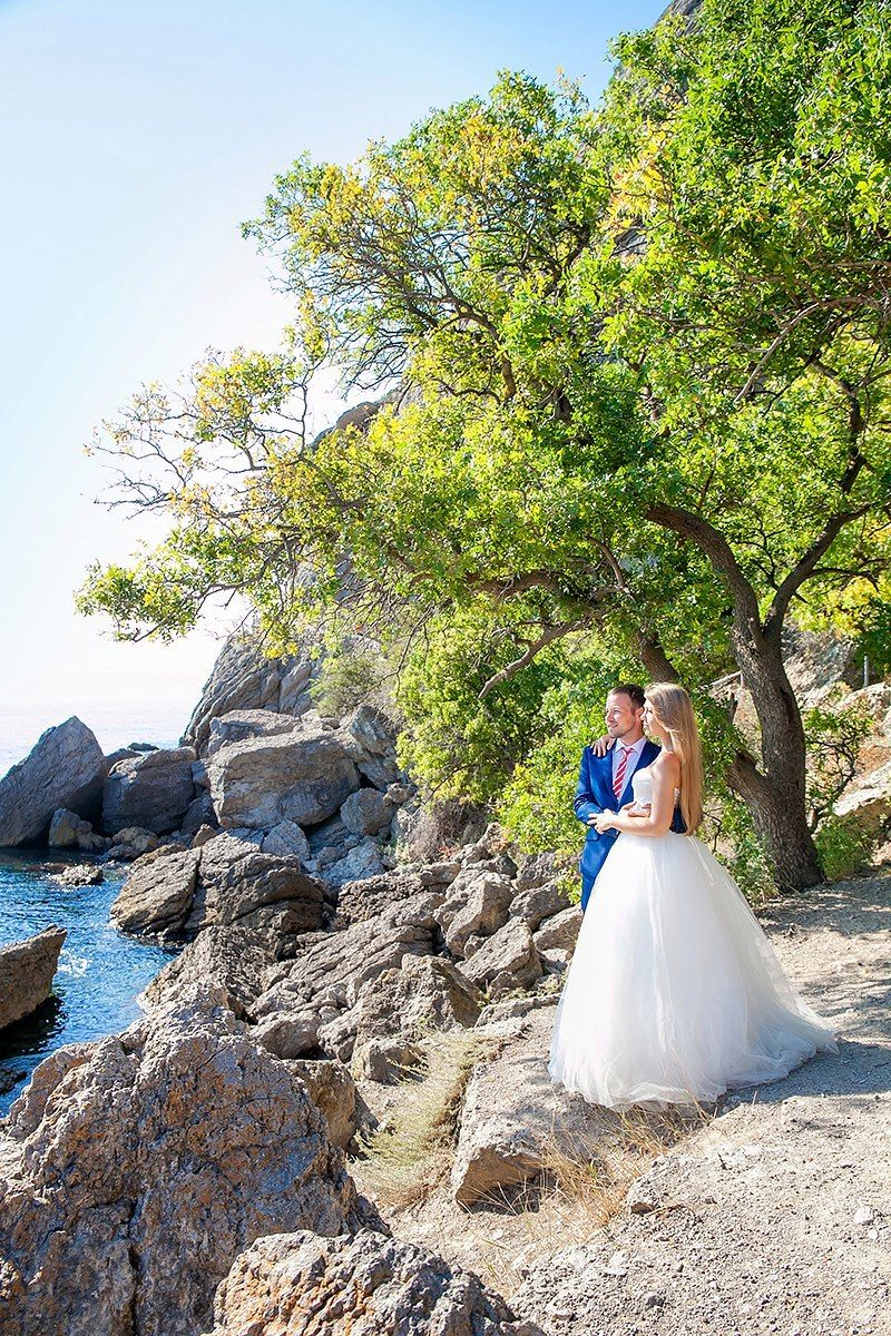 Фото 13674874 в коллекции Свадебная фотосессия в Крыму - Фотограф Наталия Романова