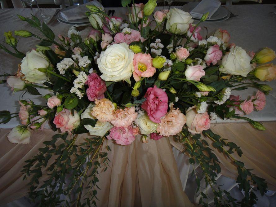 Фото 15683112 в коллекции Свадьба цвета пудры - Студия флористики и декора Eventkyivua