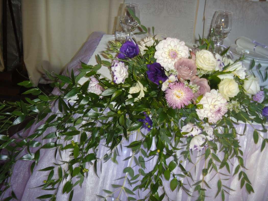 Фото 15683138 в коллекции Свадьба в сиренево-фиолетовом цвете - Студия флористики и декора Eventkyivua
