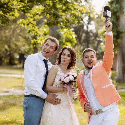 Проведение свадьбы, 4 часа