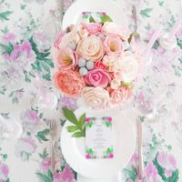 Флористические композиции для оформления торжества