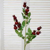 """Цветок искусственный """"Шиповник"""", арт 4628"""