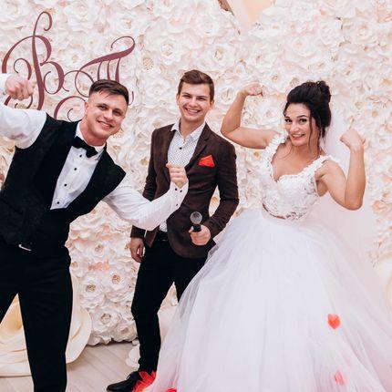 Проведение свадьбы + Dj + аппаратура, 6 часов
