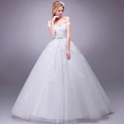 Свадебное платье, модель № 5