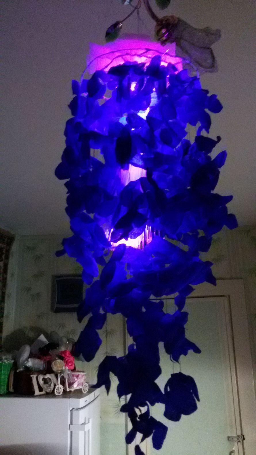 Светящиеся фонарики из бабочек, цена за 1 шт