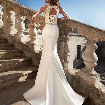 Свадебное платье Бенин