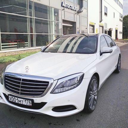 Mercedes S-class W222 Long в аренду