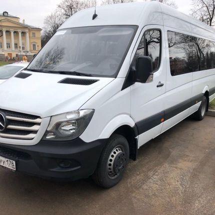 Аренда микроавтобуса Mercedes Sprinter 19 мест
