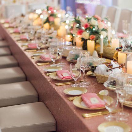 Оформление камерной свадьбы